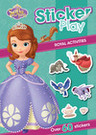 Disney Junior Sofia the First Sticker Play Royal Activities